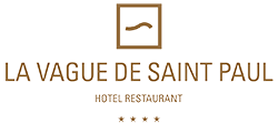 Logo Hotel La Vague Saint Paul